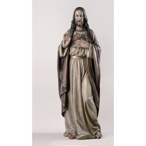 Roman, Inc. Sacred Heart of Jesus Figurine