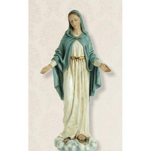 Roman, Inc. Our Lady of Grace Figurine