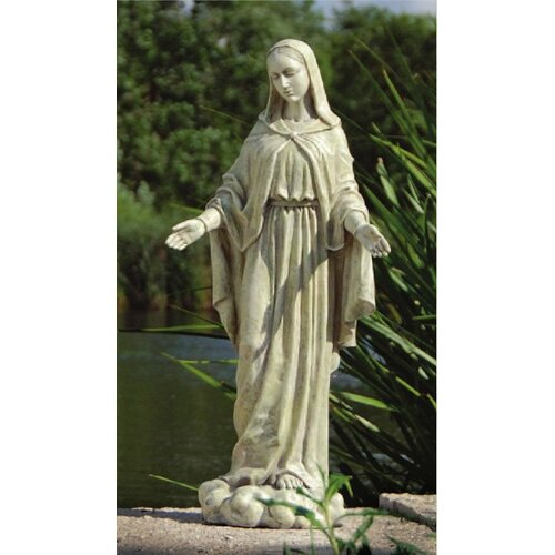 Roman, Inc. Our Lady of Grace Statue