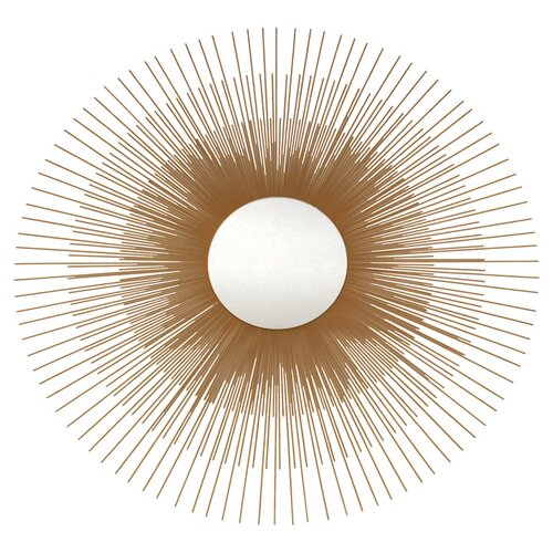 Contemporary Sunburst Mirror Wayfair