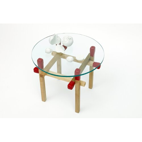 ARTLESS Round Matchstick Table