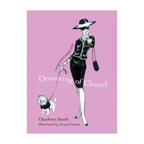 Pocket Books Dreaming of Chanel Vintage Dresses, Timeless Stories