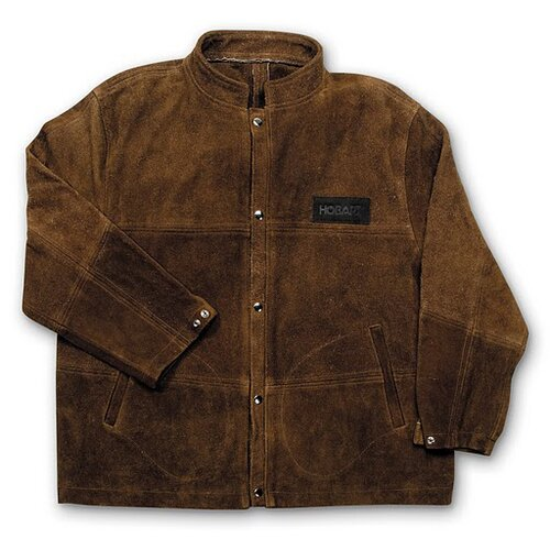 Hobart Welders Large Welding Jacket