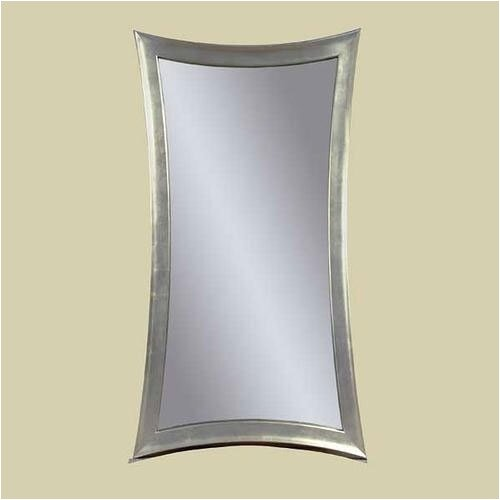 Bassett Mirror Hour-Glass Wall Mirror