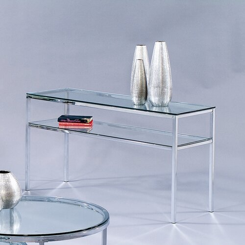 Bassett Mirror Patinoire Entertainment Console