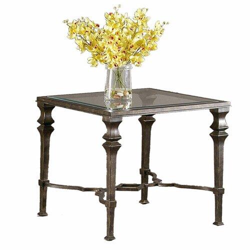 Bassett Mirror Lido Square End Table