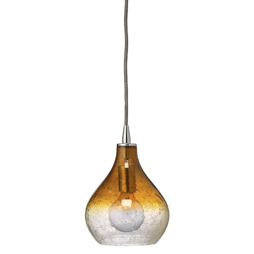 Jamie young company curved pendant light reviews wayfair for Jamie young lighting pendant