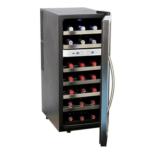 Whynter 21 Bottle Dual Zone Thermoelectric Wine Refrigerator