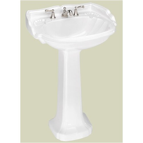 Barrymore Pedestal Bathroom Sink
