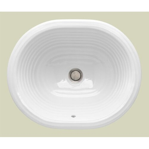 Sante Fe Undermount Bathroom Sink
