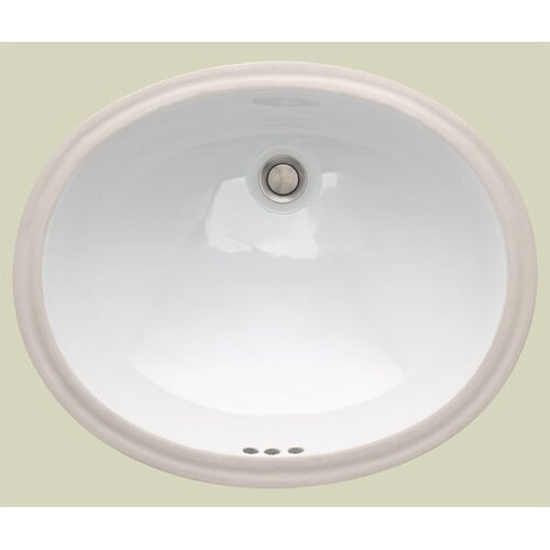 St Thomas Creations Orchid Grande Undermount Bathroom Sink