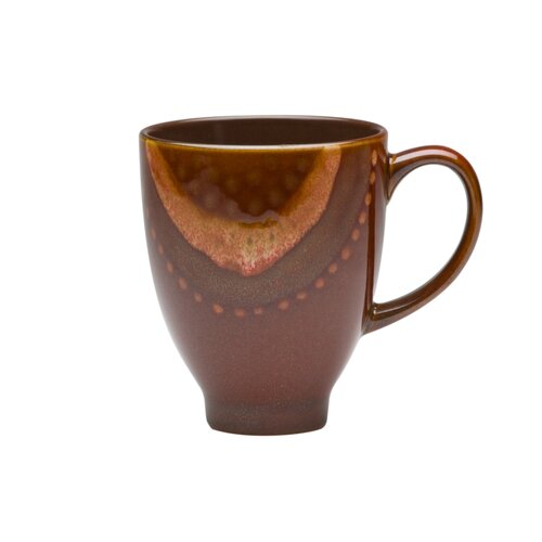 Red Vanilla Organic Brown 16 oz. Mug