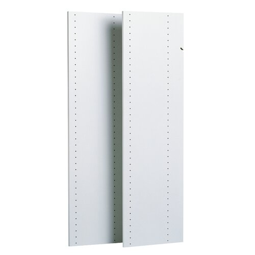 Easy Track 2 Count Vertical Panels