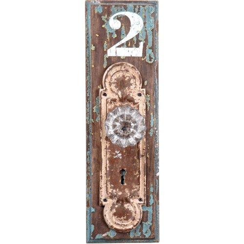 Doorknob #2 Wood Wall Hook