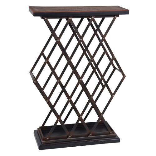 Wilco 14 Bottle Tabletop Wine Rack