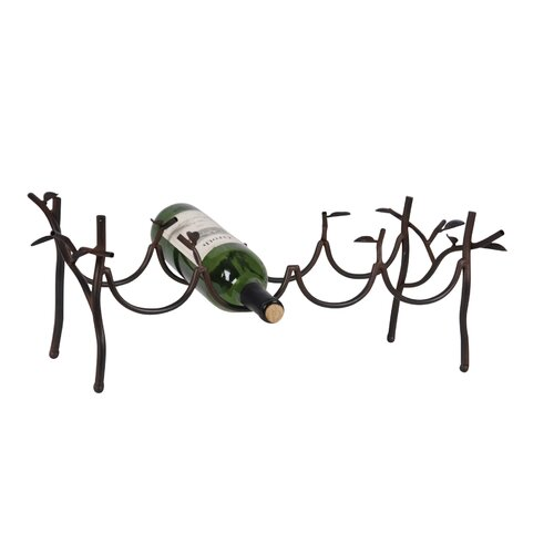 Wilco 4 Bottle Tabletop Wine Rack