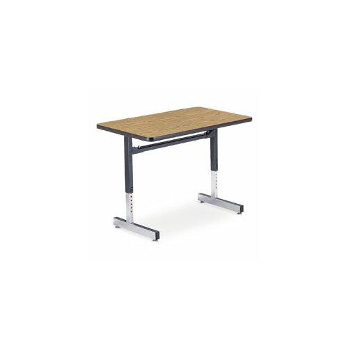 Virco 4 Legged Student Desk