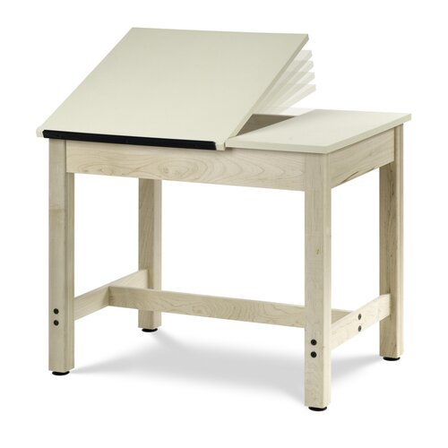 Virco Laminate Drafting Table