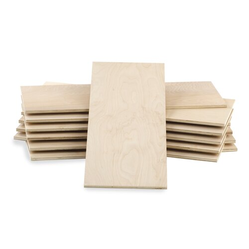Virco 12 Plywood Shelves for Art Ware Cart