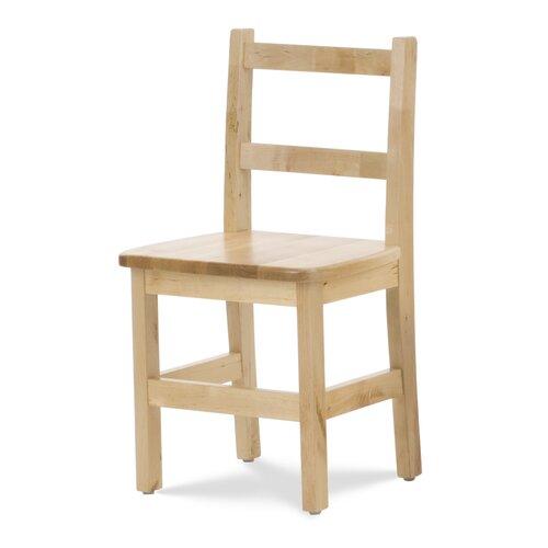 "Virco 14"" Hardwood Classroom Chair"