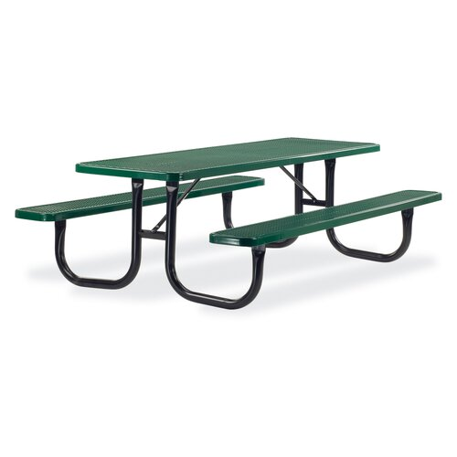 Virco Plastic Coated Picnic Table