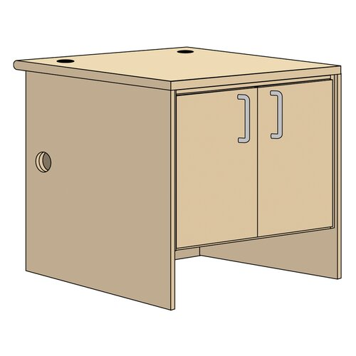 "Virco Cupboard Unit (32"" x 33"")"