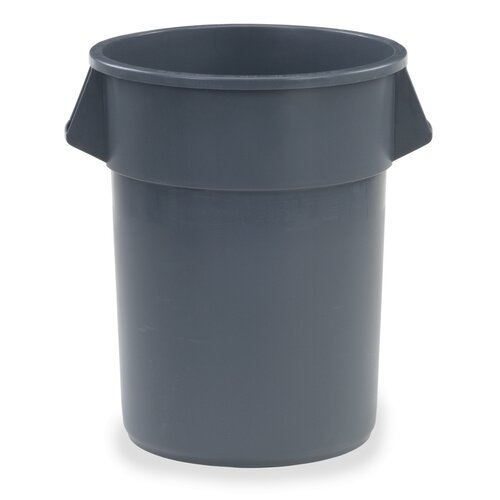 Virco 55 Gallon Brute Trash Container