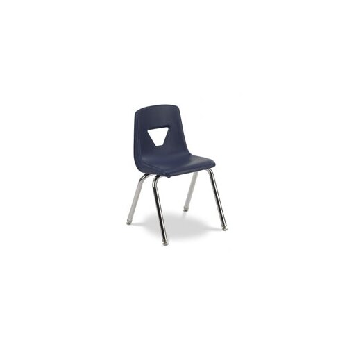 "Virco 2000 Series 14.25"" Polypropylene Classroom Stacking Chair"