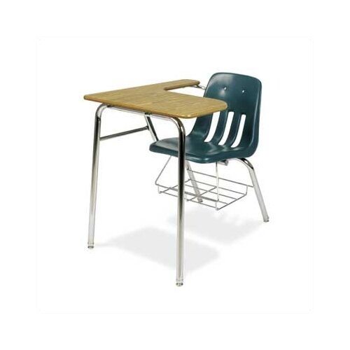 "Virco 9000 Series 18"" Plastic Classroom Chair and Desk"