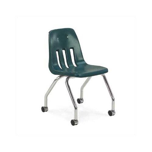 "Virco 9000 Series 18"" Plastic Classroom Mobile Chair"
