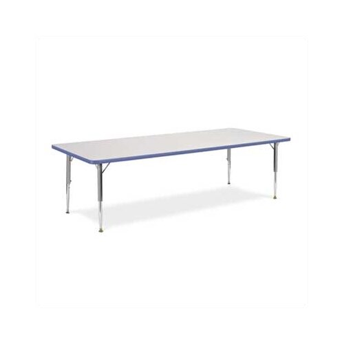 Virco 4000 Series Preschool Primary Collection Activity Table (Medium)