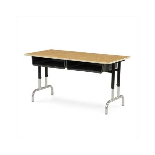 Virco 7900 Series Laminate Double Open Student Desk