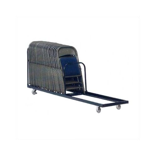 Virco Folding Truck/Storage Cart Chair Dolly