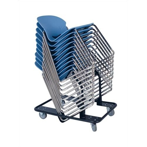 Virco HCT Series I.Q. Sled Based Chair Dolly