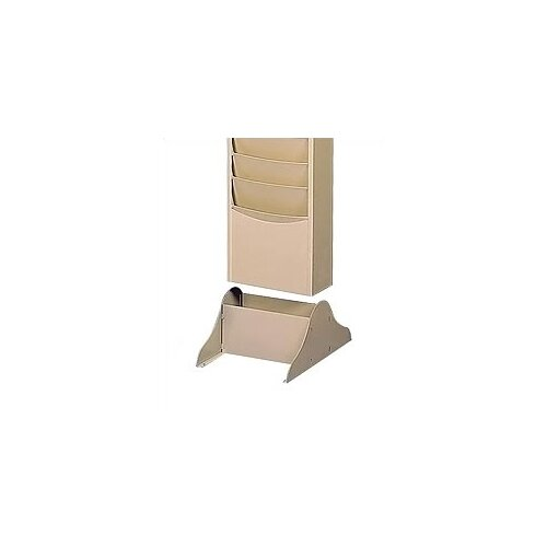 Virco 5 Pocket Library Rack