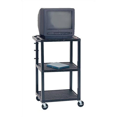 Virco Adjustable Height Audio Visual Cart