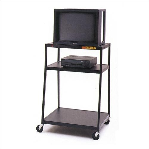 Virco Wide-Body Monitor Cart