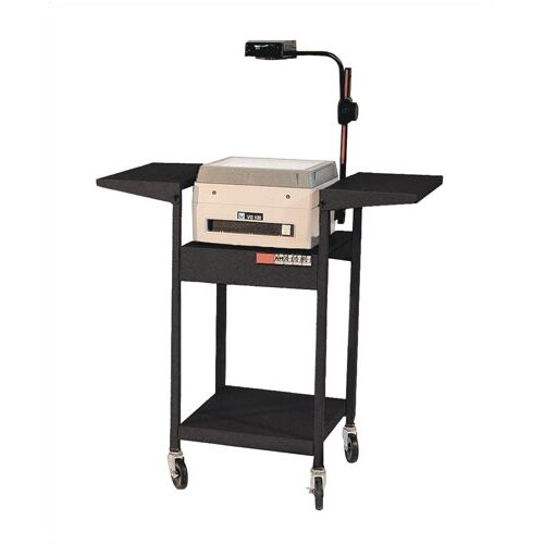 Virco Adjustable Height Cart w/ Overhead Projector