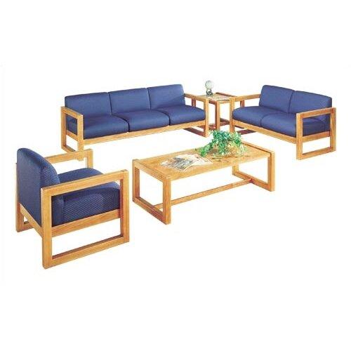 Virco Sled-based End Table