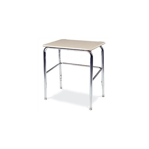 Virco 3000 Series Laminate Open View Desk
