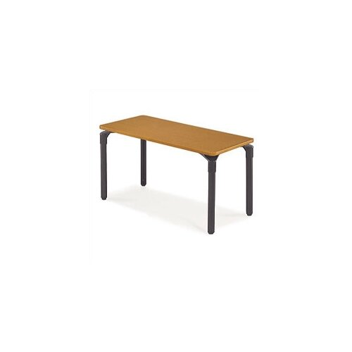 Virco Plateau Table with Casters