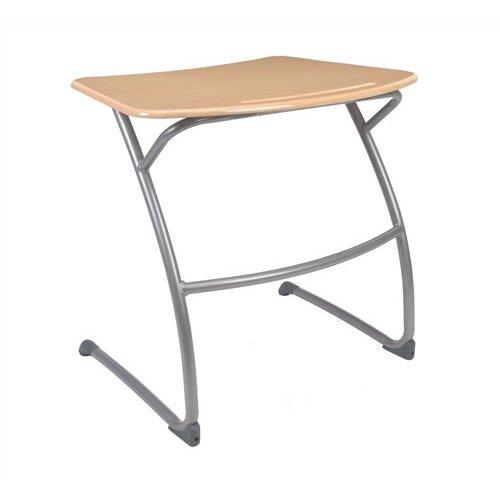 "Virco Zuma 25"" Plastic Cantilever Student Desk"
