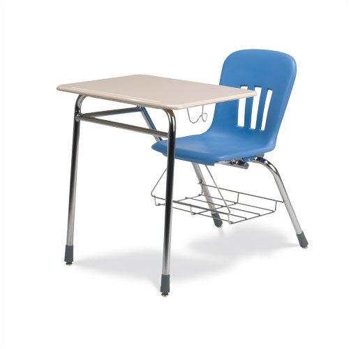 "Virco Metaphor Series 18"" Plastic Classroom Chair and Desk"