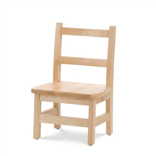 "Virco 10"" Hardwood Classroom Chair"