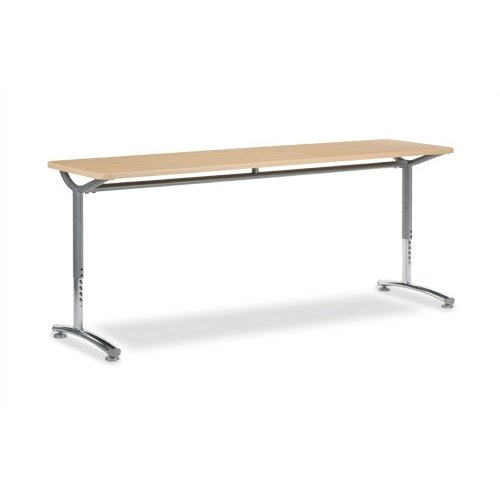 Virco Laminate Seminar Table