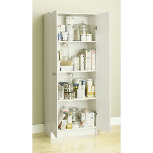AkadaHOME 2 Door Storage Cabinet