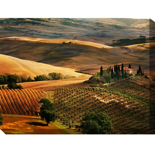 West of the Wind Outdoor Canvas Art Belvadare Casa Photographic Print on Canvas