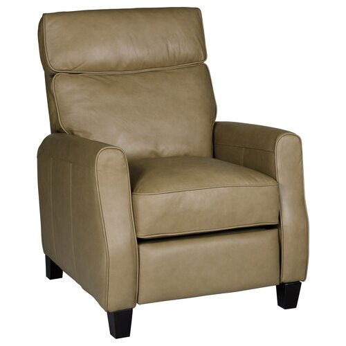 Venice Leather Home Theater Recliner