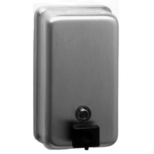 Bobrick Classic™ Series Vertical Tank Soap Dispenser