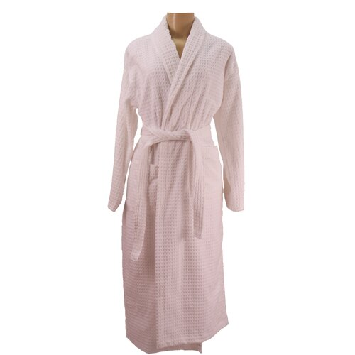 Kaufman Sales Sugarcube Velour bathrobe